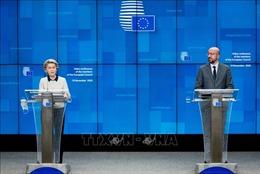 Các nhà lãnh đạo EU bày tỏ mong muốn tăng cường hợp tác với Việt Nam