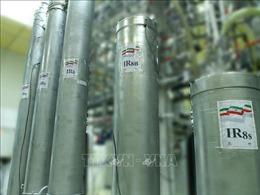 Cần một thỏa thuận mới để hồi sinh thỏa thuận hạt nhân Iran
