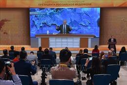 Tổng thống Nga V. Putin kêu gọi Mỹ gia hạn Hiệp ước New START