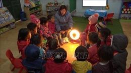 Huyện vùng cao Hà Giang tăng cường phòng, chống rét cho học sinh