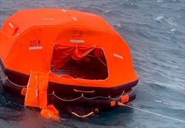 Vụ tàu Panama bị chìm gần đảo Phú Quý: Khẩn trương tìm kiếm 2 thuyền viên còn mất tích