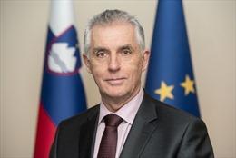 Bộ trưởng Y tế Slovenia từ chức