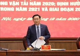 Chuẩn bị các điều kiện để vận hành đường sắt đô thị Cát Linh - Hà Đông