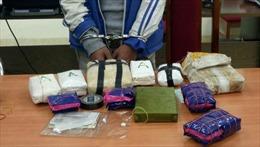 Bắt giữ đối tượng mua bán 1 bánh heroin, 19.600 viên ma túy tổng hợp