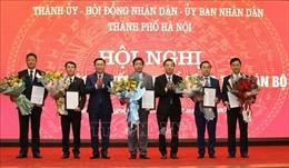 Thủ tướng phê chuẩn kết quả bầu bổ sung 5 Phó Chủ tịch Hà Nội