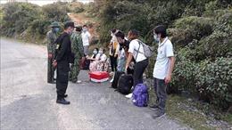 Bộ đội biên phòng Xín Cái kiên cường bám trụ, bảo vệ biên giới và ngăn chặn dịch bệnh