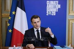 Pháp: Tổng thống Macron bày tỏ đoàn kết với lực lượng cảnh sát