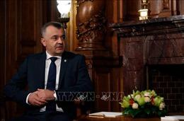 Thủ tướng Moldova từ chức