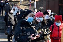 Ukraine, Belarus thông qua kế hoạch tiêm phòng vaccine COVID-19
