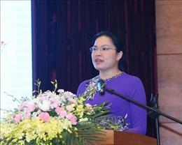 Khai mạc Hội nghị lần thứ 10 Ban Chấp hành Trung ương Hội Liên hiệp Phụ nữ Việt Nam