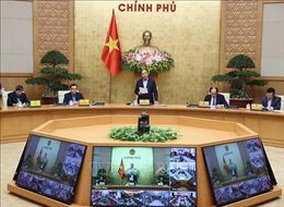 Thủ tướng chủ trì buổi làm việc về cải thiện mức sống cho người lao động