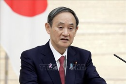 Thủ tướng Nhật Bản kêu gọi người dân đón Năm mới trong lặng lẽ