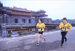 Vẻ đẹp cố đô Huế qua đường chạy marathon