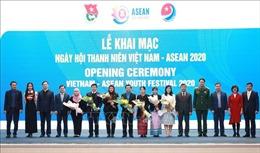 Khai mạc Ngày hội Thanh niên Việt Nam - ASEAN 2020