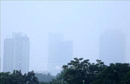Chỉ số ô nhiễm không khí tại Hà Nội ở ngưỡng đỏ