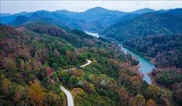 Chiêm ngưỡng cảnh mùa đông tuyệt đẹp nơi biên cương Cao Bằng