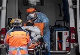 Chile xác nhận 15 ca nhiễm biến thể mới của virus SARS-CoV-2