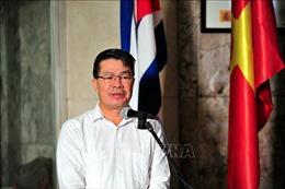 Cộng đồng Việt Nam tại Cuba đón năm mới 2021 