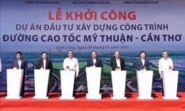 Thủ tướng phát lệnh khởi công, thông tuyến kỹ thuật các dự án cao tốc phía Nam
