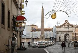 Italy kéo dài quy định hạn chế đi lại