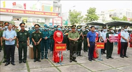 Bố trí 177 tổ, chốt phòng, chống dịch COVID-19 trên tuyến biên giới An Giang
