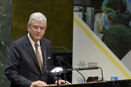 Liên hợp quốc lo ngại tình hình bạo loạn tại trụ sở Quốc hội Mỹ