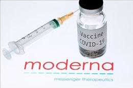 EU chính thức cấp phép lưu hành vaccine ngừa COVID-19 của Moderna