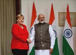 Lãnh đạo Ấn Độ, Đức hội đàm trực tuyến