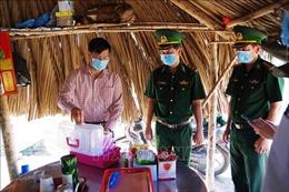 Kiểm tra công tác phòng, chống dịch COVID-19 trên tuyến biên giới Tây Ninh