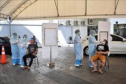 Số ca mắc COVID-19 ở Thái Lan vượt ngưỡng 10.000 người