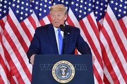 210 thành viên Hạ viện Mỹ đồng ý luận tội Tổng thống Donald Trump