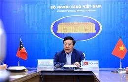 Khai thác hiệu quả tiềm năng hợp tác giữa Việt Nam và Timor Leste