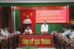 Bộ trưởng Phùng Xuân Nhạ: Sóc Trăng nỗ lực nâng cao chất lượng giáo dục - đào tạo
