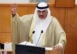 Nội các Kuwait đệ đơn từ chức