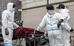 Gần 4.500 ca tử vong do COVID-19 trong một ngày tại Mỹ