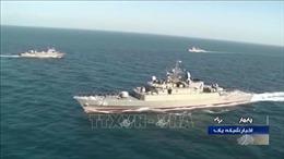 Iran tập trận hải quân tại Vịnh Oman
