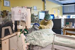 Nghiên cứu về nguy cơ tái nhiễm virus SARS-CoV-2 ở các nhân viên y tế