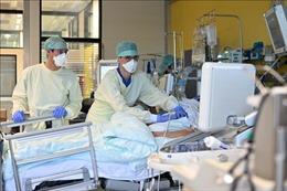Đức ghi nhận số ca tử vong cao nhất từ đầu dịch COVID-19