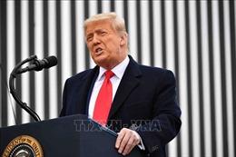 Tổng thống Mỹ D. Trump kêu gọi xoa dịu căng thẳng và giận dữ