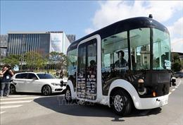 Dự án gần 1 tỷ USD phát triển xe tự hành tại Hàn Quốc
