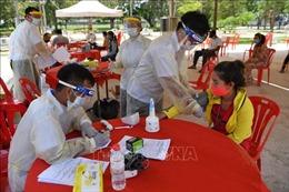 Chính phủ Campuchia hỗ trợ thêm các tỉnh giáp biên giới Thái Lan để cách ly lao động về nước
