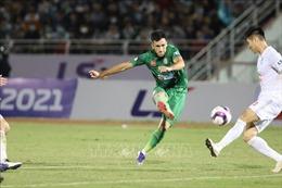 Sài Gòn FC có 3 điểm trọn vẹn trong cuộc đối đầu Hoàng Anh Gia Lai