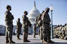 Mỹ tiếp tục bắt giữ các đối tượng nghi liên quan vụ bạo loạn ở Đồi Capitol