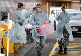 VĐV tham dự giải Australian Mở rộng 2021 nhiễm virusSARS-CoV-2
