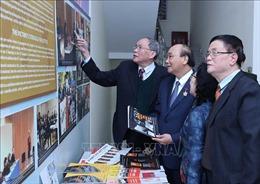 Thủ tướng làm việc với Hội Nạn nhân chất độc da cam/dioxin Việt Nam