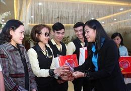 Chăm lo cho công nhân, lao động Quảng Trị có hoàn cảnh khó khăn
