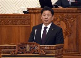 Thủ tướng Mông Cổ từ chức