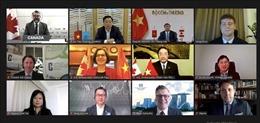 Phát triển quan hệ thương mại - đầu tư giữa Việt Nam và Canada