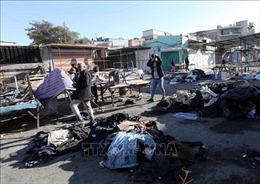 IS là thủ phạm vụ đánh bom khiến ít nhất 32 người thiệt mạng tại Iraq