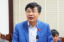 Đoàn công tác Ủy ban Kinh tế của Quốc hội làm việc với lãnh đạo hai tỉnh Tiền Giang và Vĩnh Long